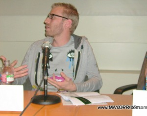 speaking at EPPS MK, owner and editor of Popbytes