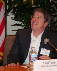 Alan Frutkin also produces videos for Hollywood Reporter, Backstage, MediaWeek and other Nielson Business Media