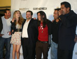 A recent movie screening and red carpet event in Hollywood.