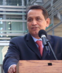State Senator Gilbert Cedillo (D-Los Angeles)  SB 545 Author