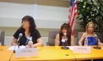 Panelist Libby Slate, Susan L. Hornik & Sue Factor