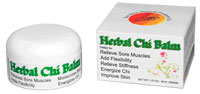Images of Sun-Born-Natural-Products Herbal Chi Balm in a jar
