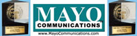 MAYO Communications logo