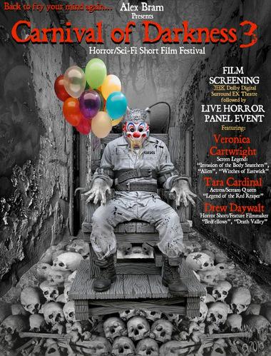 post of horror sci fi film festiva