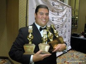 Oscar Flores, Video Journalist, KEYT TV, Santa Barbara