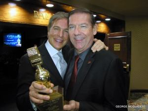 """Golden Mike Awards are like the """"Oscars"""" in Broadcast TV and Radio News. The best of the best were spotlight at Universal Hilton."""