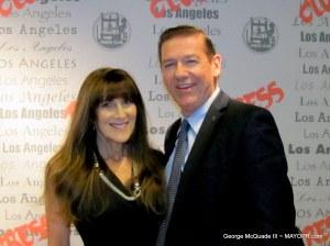 Aida Mayo and George McQuade III